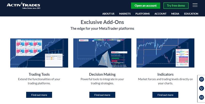 ActivTrades-site